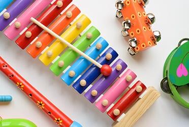 Précon Quality Services - Speelgoed of muziekinstrument?